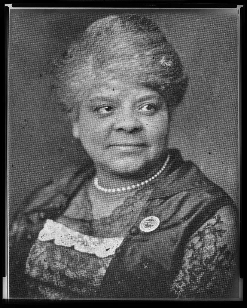 Ida B Wells, women's suffragette