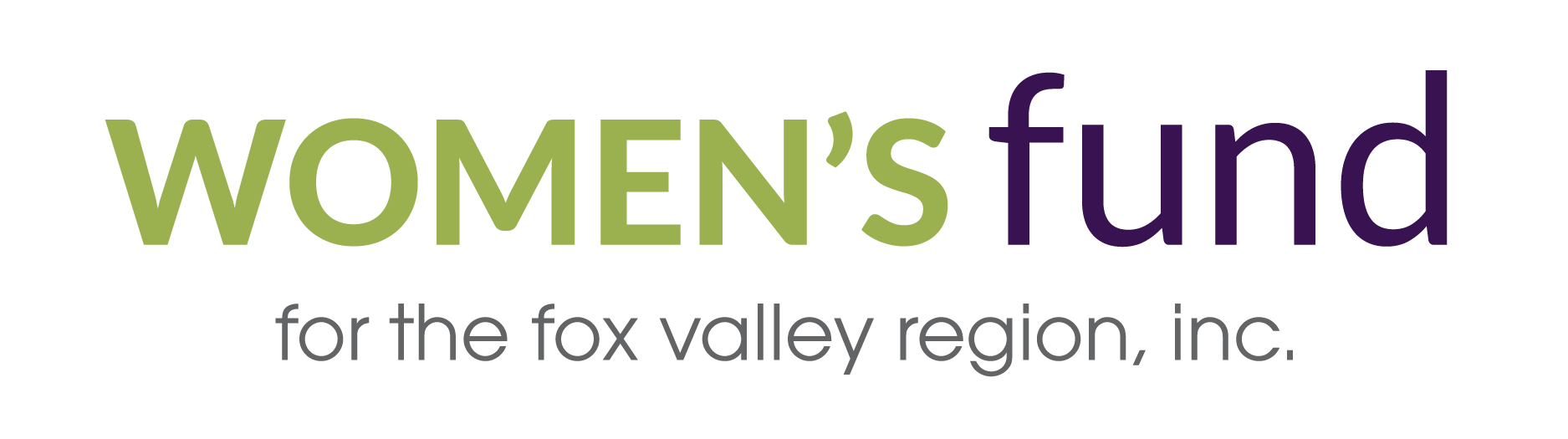 Women's Fund for the Fox Valley logo