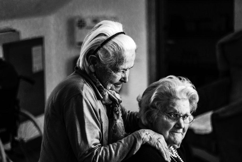 Older women together