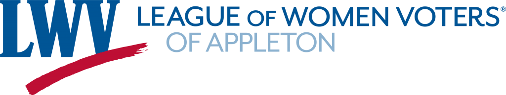 League of Women Voters of Appleton logo