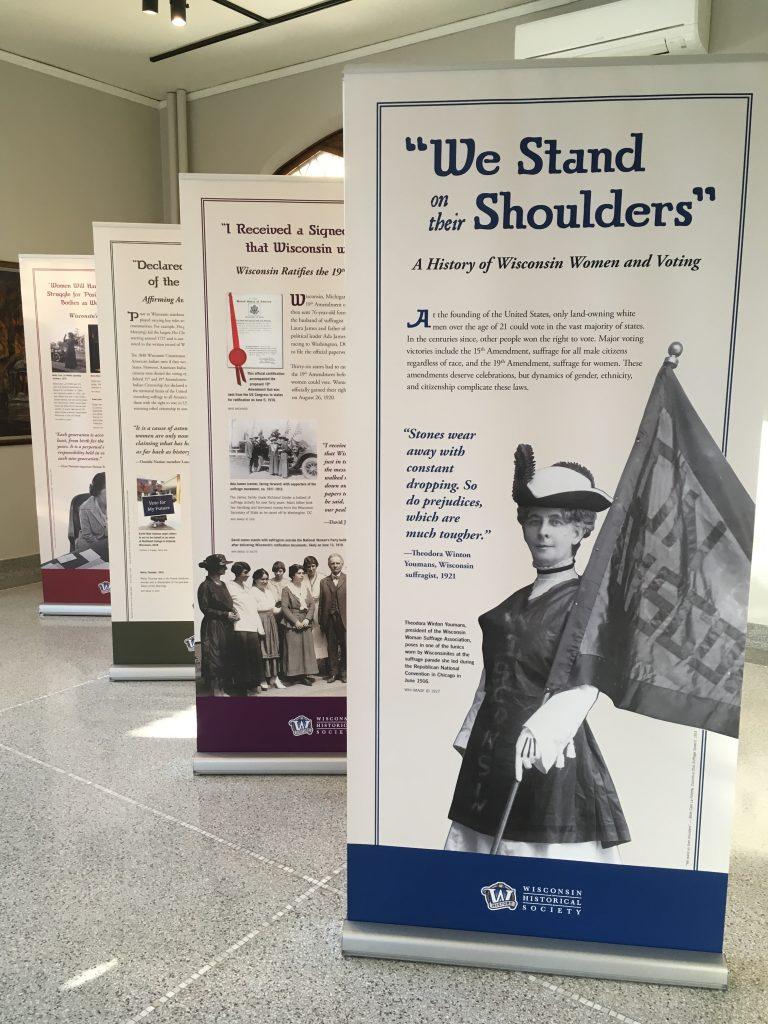 Women's Suffrage Traveling Exhibit