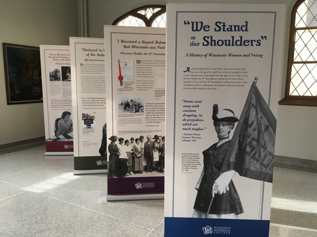 Women's Suffrage Traveling Exhibit