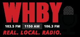 WHBY FM Logo