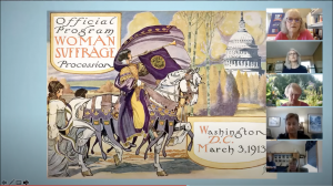 Women's Suffrage Centennial Celebration Virtual Event